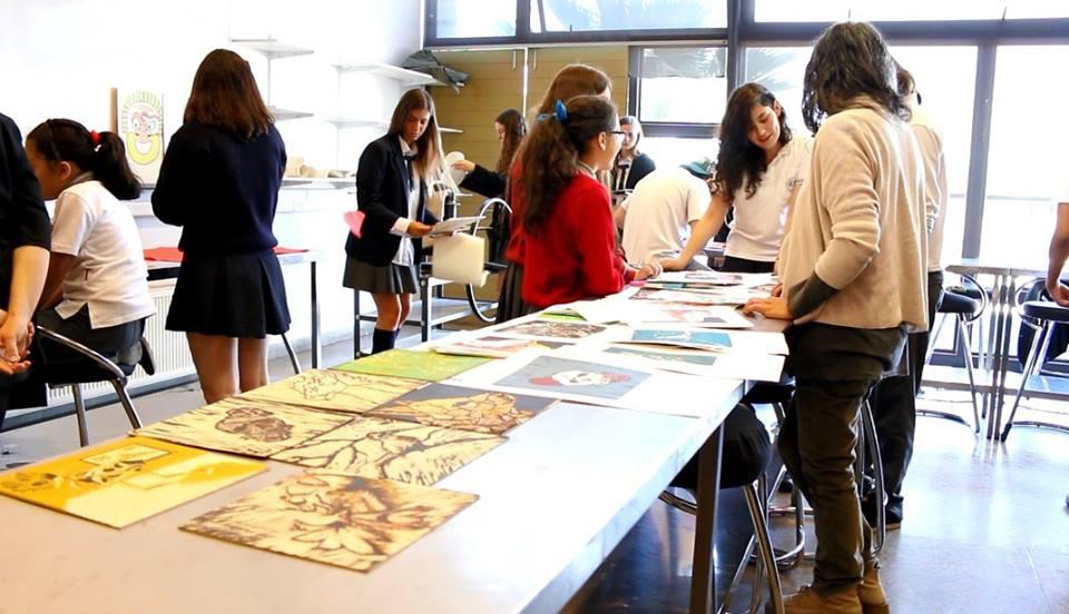 Encuentro de Grabado Escolar (1)