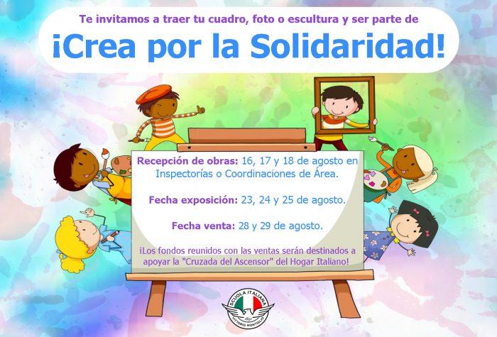 afiche_Crea_por_la_Solidaridad
