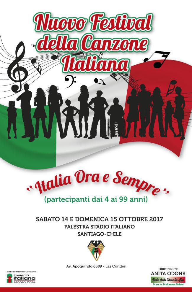 festival Anita Odone