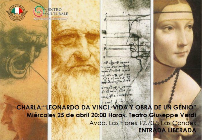 Leonardo Banner