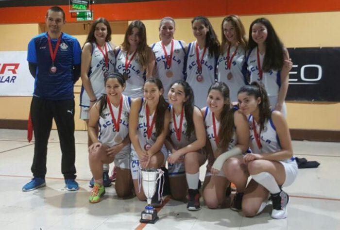 basquet 3 lugar