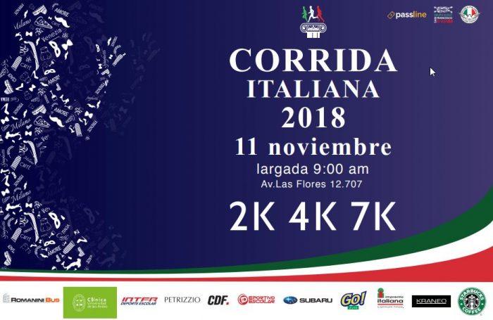 Corsa Italiana 2018