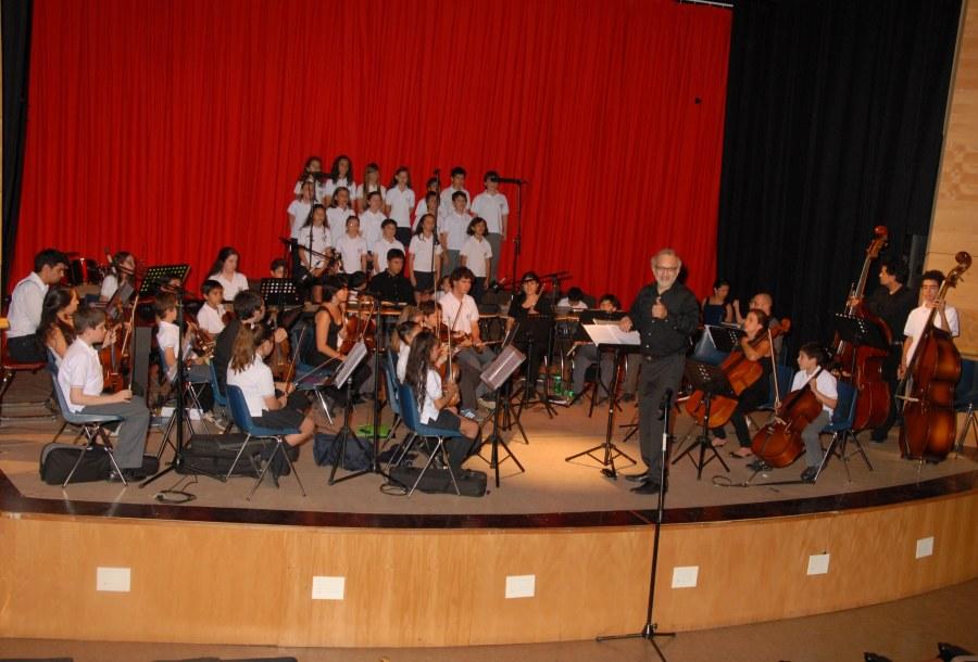 coro orquesta