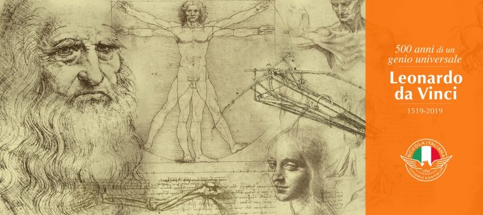 En el año de Leonardo Da Vinci, lbrindaremos un ciclo de 4 charlas , a cargo de la profesora Ughette De Girolamo del Mauro Zunino, Ph.D en Storia dell´ Arte della Università degli Studi di Firenze.